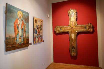 Szerb egyházművészeti kiállítás