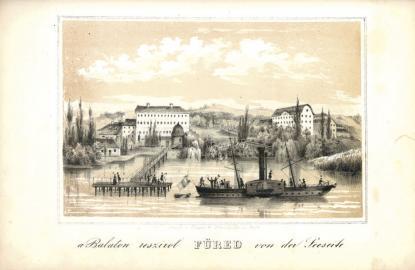 Szerelmey Miklós (1803-1875): Balaton album. 1848