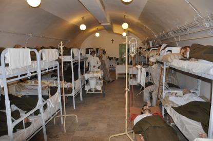 II. világháborús légókórház