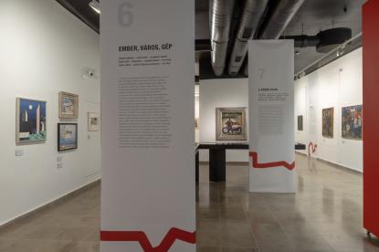 Törésvonalak - Avantgárd művészet Közép-Európában