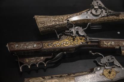 Vadászfegyverek-fegyvervadászok