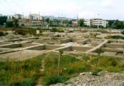 Római ásatások