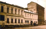 A Goldberger gyár a századfordulón