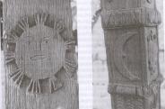 Kozmikus vallási kultúra határbeli kereszten, Sabujfalu