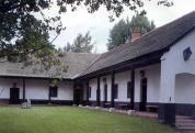 A múzeum udvara