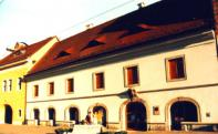 A galéria épülete