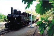 Kisvasút és vasútállomás