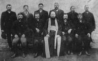 The Members of the Greek Catholic Committee of Szentes