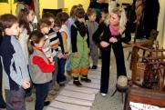 Museum pedagogical activity