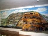 Terehalom, részlet a Túrkeve földje és népe természetrajzi-régészeti kiállításból