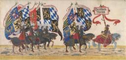 Albrecht Altdorfer: A német fejedelmek