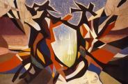 Martyn Ferenc festménye