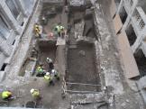 Molnár utcai ásatás
