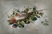 Peter Medsen Pheasant memento
