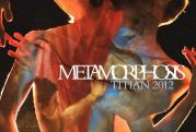 Az Átváltozások - Tiziano 2012 című kiállítás plakátja