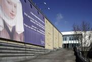 A berlini Képtár (Gemäldegelarie) épülete