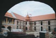 Megújul Rákóczi szülőháza
