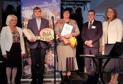 Az Év Tájháza-díj átadása