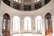 Könyvtár, Károlyi-Kastély, Fehérvárcsurgó