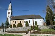 Keresztelő Szent János-templom, Hárskút