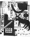 Kassák Lajos: 333 (1921)