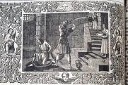 Keresztelő Szent János vértanúsága a börtönben