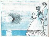 Illusztráció Lipták Gábor: Ezüsthíd c. könyvéből