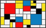 Az eddigi legnagyobb Mondrian-kiállítás nyílt Hágában