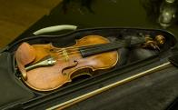 Cecilia, az elfeledett Stradivarius<br>Fotó: Sulyok Miklós