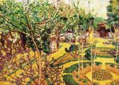 Plány Ervin: Tavaszi kert