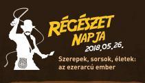Régészet Napja 2018, plakát