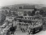Széll Kálmán tér, 1930 k.