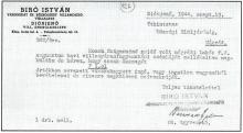 Megdöbbentő holokauszt-dokumentum Diósjenőről