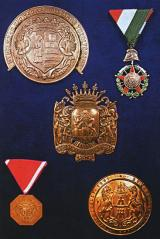 Hungarian Firefighter Coins