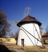 The reconstructed wind mill
