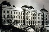 The Building of the Collage was Located in Selmecbánya until 1919