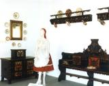 Furniture and costume of the Hungarians in the mounains