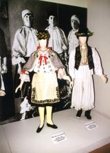 Horváth női és férfi viselet
