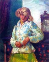 János Czencz: Little Mary