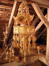 Aratókoszorú - Csáki Ildikó munkája