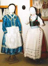 German Folk Clothing of Hőgyész