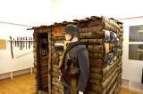 Részlet a Ceglédiek az I. világháborúban kiállításból
