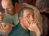 Cziráki Lajos festőművész alkotása