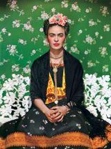 Frida Kahlo fotója