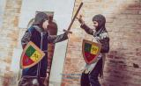 Ifjú lovagok a Gyulai Várban