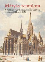 Mátyás templom, könyvborító