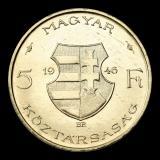5 forintos 1946-ból