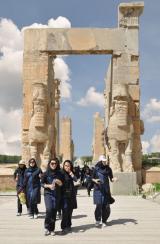 Utazás Perzsiában