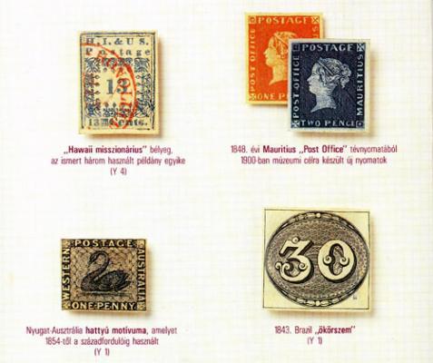 Postabélyegek
