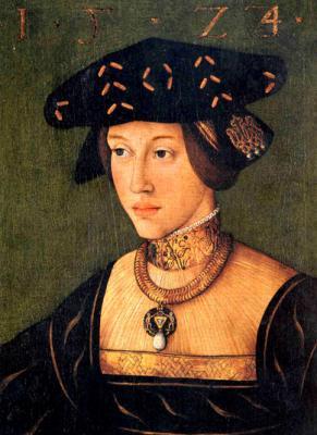 Hans Krell - Habsburg Mária, München, Bayerische Staatsgemäldesammlungen, Bamberger Filialgalerie, Ltsz. 3564